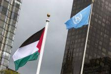 Bendera berkibar di markas PBB, harapan Palestina merdeka kian kuat