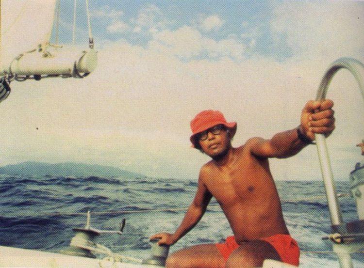 Kisah Fazham Fadlil, berlayar dari New York ke Indonesia sendirian