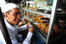Makanan favorit para presiden RI, dari nasi jagung sampai ikan teri