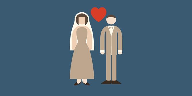 Cinta bersemi dari pertemuan di Facebook, pasangan ini pun menikah
