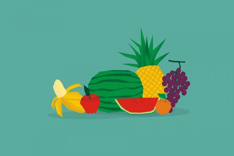 Inilah yang terjadi sama tubuh kamu kalau setop makan sayur dan buah
