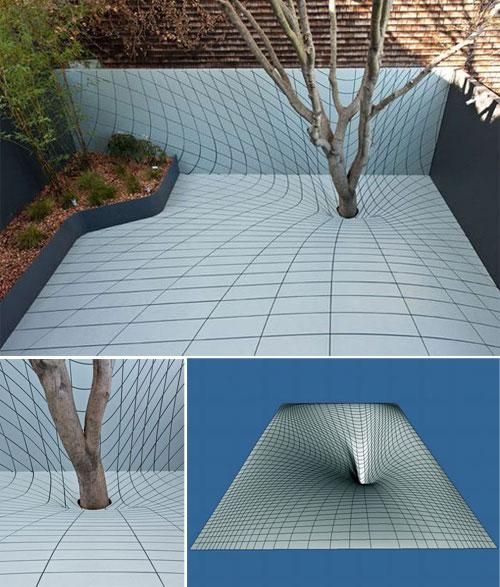 Kumpulan ilusi optik perabot rumah yang mengagumkan