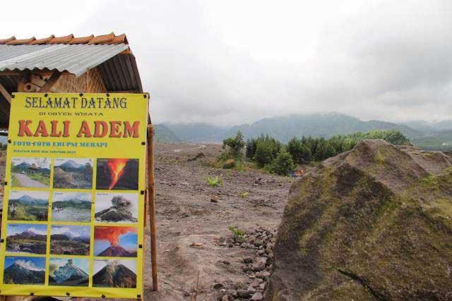11 Spot wisata yang harus kamu datangi di lereng Gunung Merapi