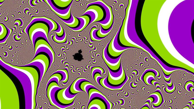 Ilusi optik ini bisa bikin kepalamu pusing, berani lihat?
