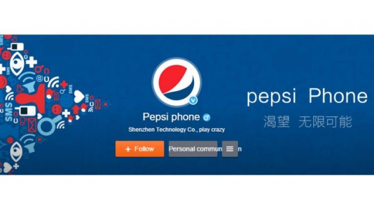 Lho, Pepsi beneran mau rilis produk smartphone?