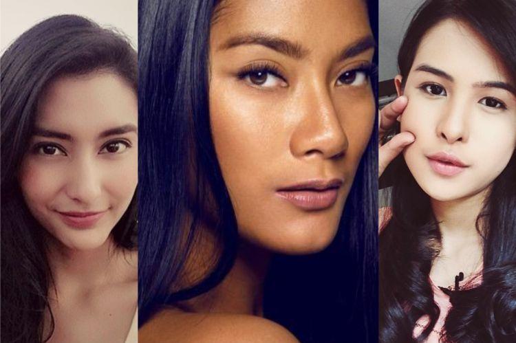 30 Artis ini cantiknya Indonesia banget, bikin cowok 'nggak kuat'