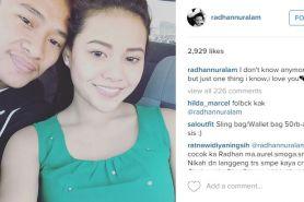 13 Fakta tentang Radhan Nur Alam, pacar barunya Aurel Hermansyah