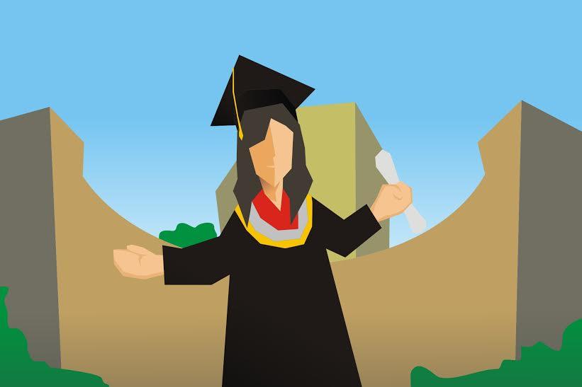 Kisah SW, pernah prihatin di sawah lalu dapat beasiswa saat kuliah