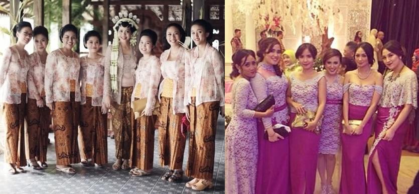 Lain Dulu Lain Sekarang Ini 10 Beda Pernikahan Dulu Dengan Sekar