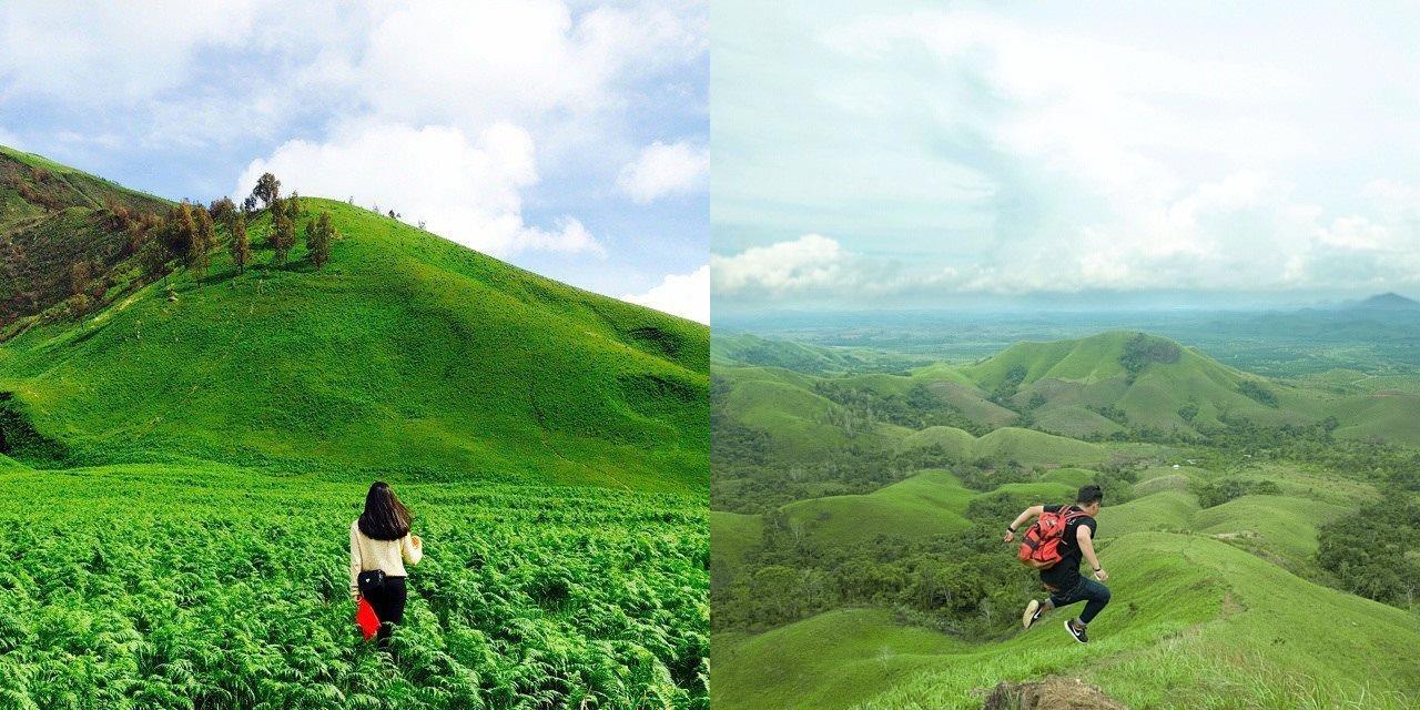 15 Bukit cantik ini ada di Indonesia, kamu percaya?