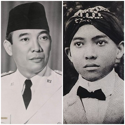 Beginilah potret jadul 15 orang terkenal di dunia, termasuk Jokowi