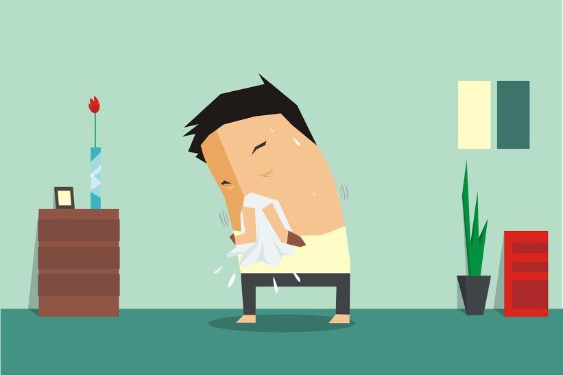 Tidur secara teratur bikin tubuh kamu kebal virus flu, buktikan deh!