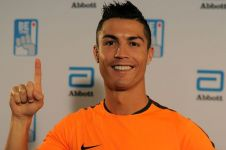 Kalau yang ngajak donor darah Cristiano Ronaldo, masa masih mikir?
