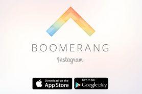 Instagram rilis Boomerang, aplikasi pembuat GIF untuk iOS & Android