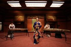 Lagu andalan, Jacko dimainkan dalam alat musik tradisional Jepang