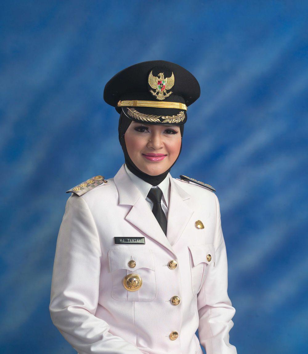 7 Kepala Daerah berparas cantik di Indonesia, ada dari daerahmu?