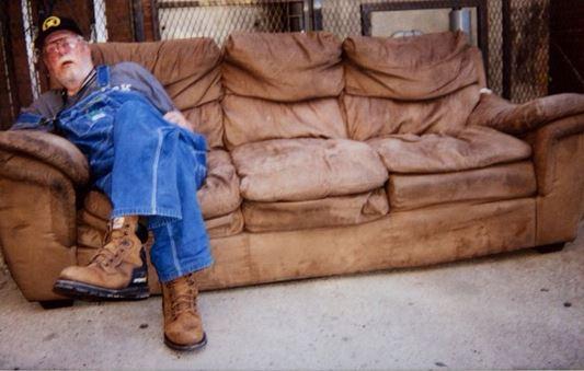 14 Jepretan Hawkeye Huey, bocah 5 tahun fotografer National Geographic