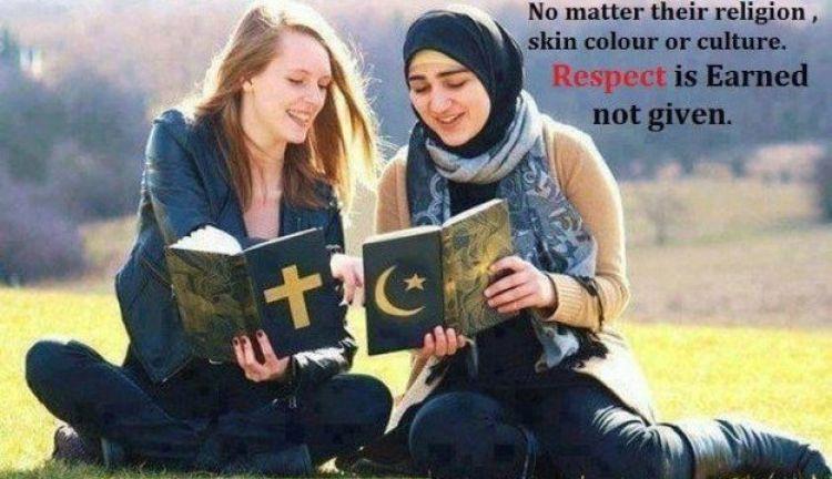 Kata Kata Untuk Sahabat Beda Agama