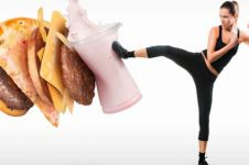 Begini cara lepas dari kebiasaan buruk mengonsumsi junk food