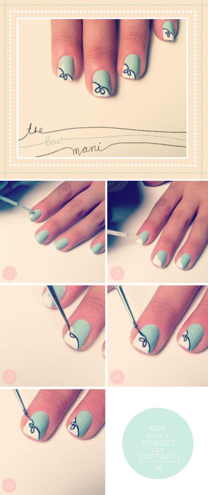 Маникюр рисунки для ногтей своим руками