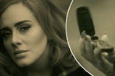 Misteri di balik penggunaan handphone jadul di video klip Adele
