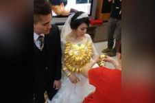 Mujur nasib TKW ini, dinikahi majikannya dengan mahar emas setoko