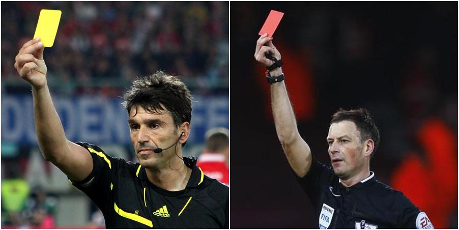 Ini dia kartu merah paling konyol dan mengejutkan dalam sepak bola