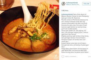 Ini 15 akun Instagram yang bakal manjain kamu soal wisata kuliner