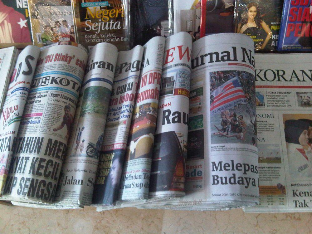 Media indonesia cetak online game