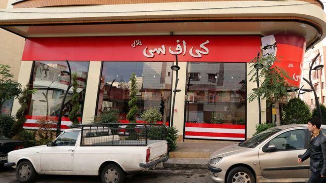Baru sehari buka, 'cabang KFC' di Iran langsung ditutup, ada apa?