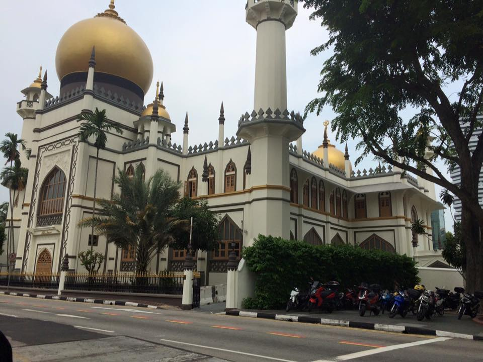 Orang Indonesia dilarang isi buku tamu di masjid Singapura, kenapa?