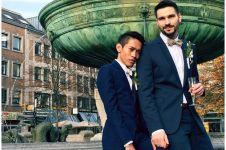 Pasangan gay viral asal Thailand ini akhirnya menikah, kamu setuju?