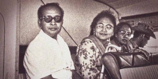 The incredible romantic stories of 5 famous Indonesian couples