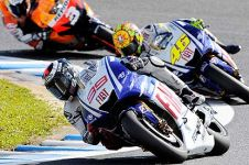 Siapa bakal juara MotoGP, Rossi atau Lorenzo? Ini penjelasannya