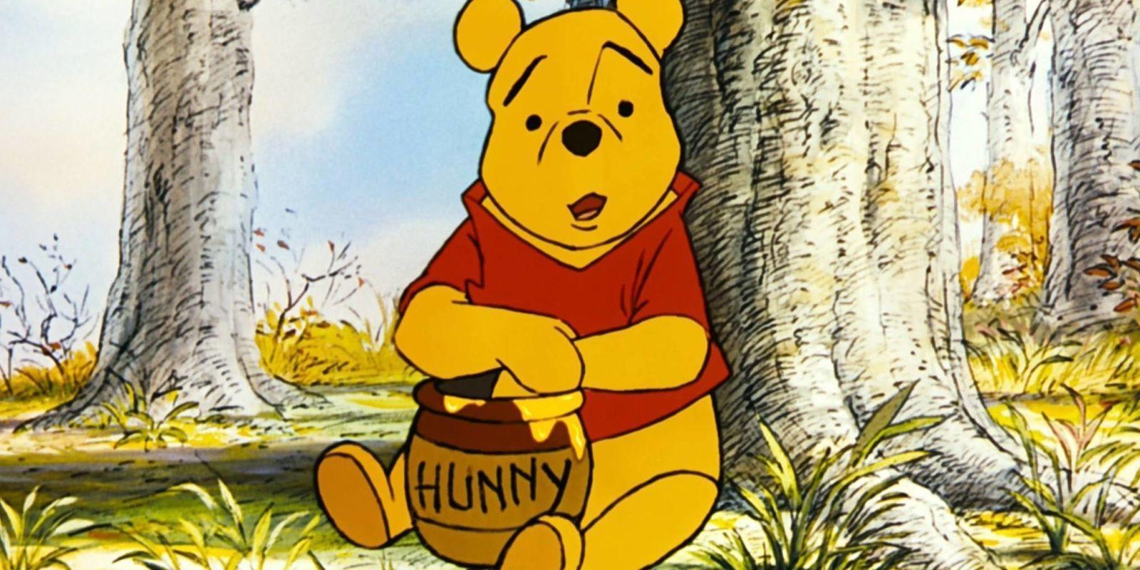 Terjawab sudah, Winnie The Pooh ternyata cewek!