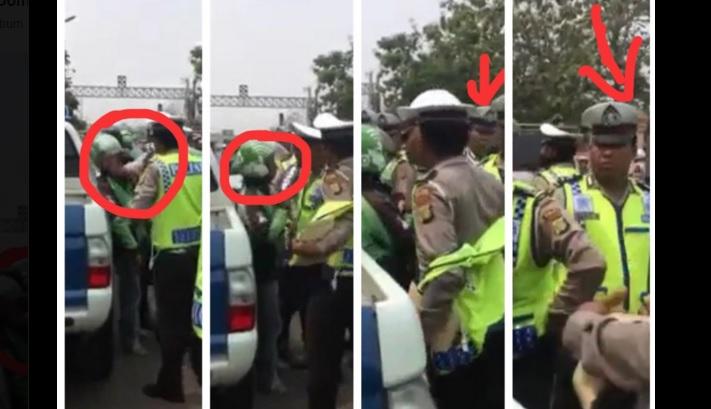 Polisi melakukan dialog dengan GoJek atasi insiden dugaan pemukulan