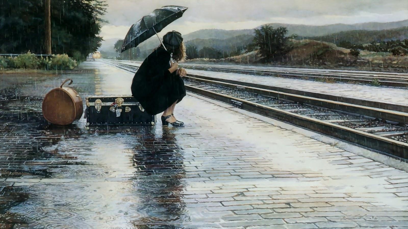 5 Momen romantis cuma ada di musim hujan, kamu pernah mengalami?