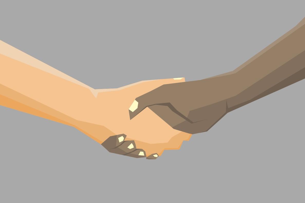 Ketulusan Yuda, bantu orang tak mampu dari pertemuan shalat Jumat