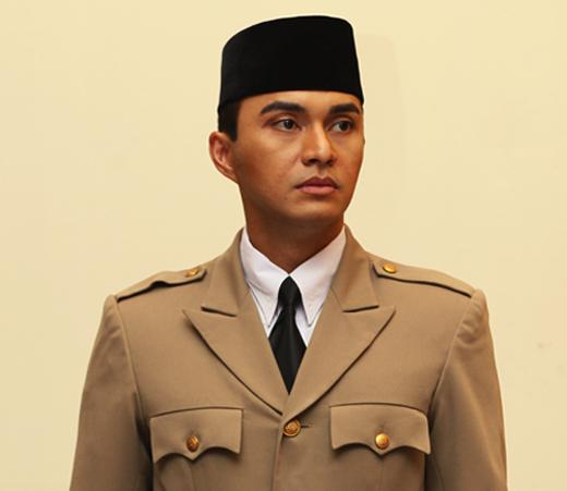 9 Artis ini pernah perankan tokoh Soekarno, siapa yang paling mirip?