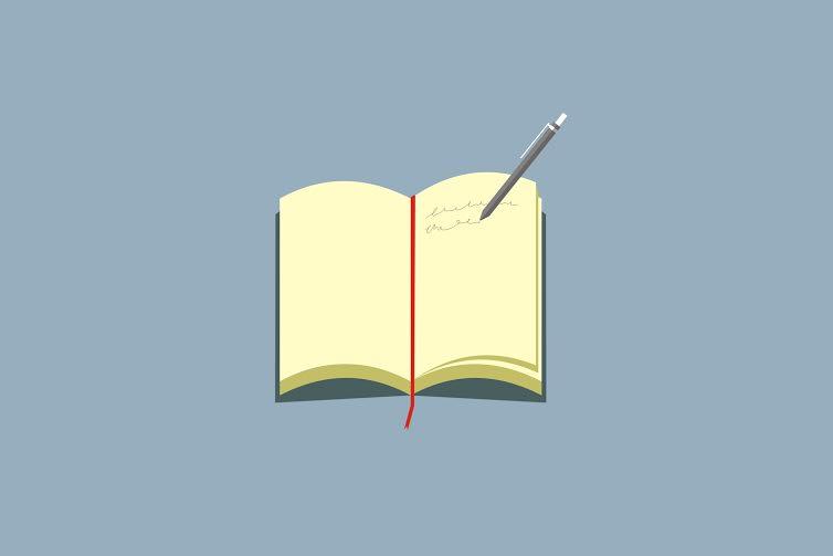 Konon katanya rajin menulis bisa bikin kamu cerdas, ayo coba lakukan!