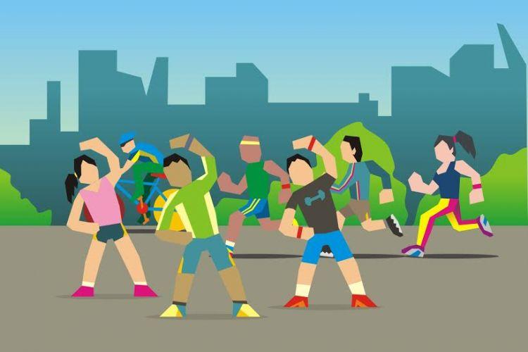 Ini Manfaat Olahraga Pagi Siang Dan Malam Bagi Kesehatanmu