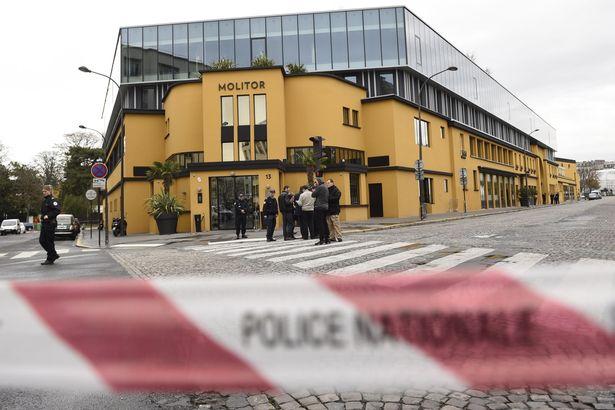 Sebelum tewaskan 153 orang, teroris sempat ancam hotel Timnas Jerman