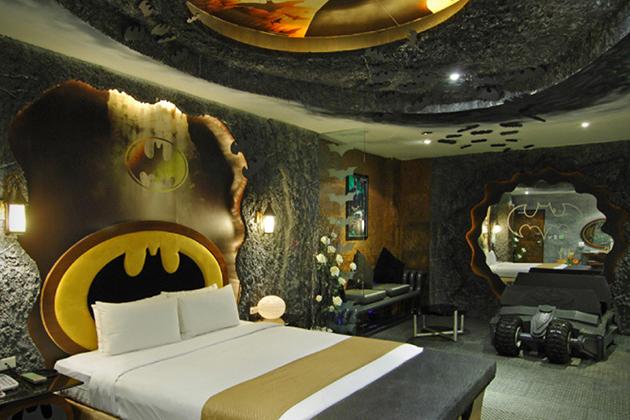 10 Hotel bertema film paling keren, bikin betah menginap