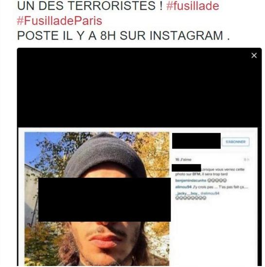 6 Rumor hoax di media sosial tentang tragedi Paris