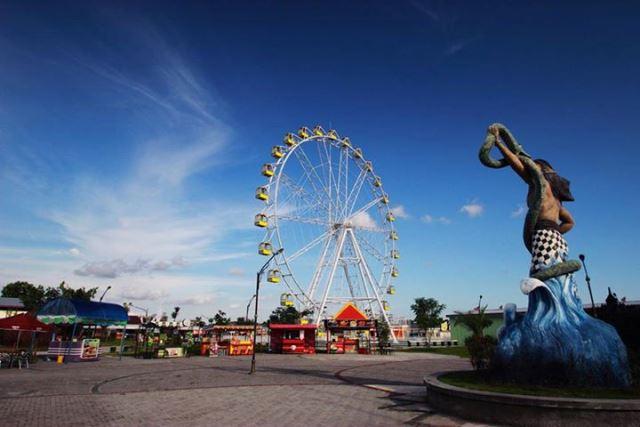 7 Taman hiburan di Indonesia ini lebih keren dari Disneyland, top!