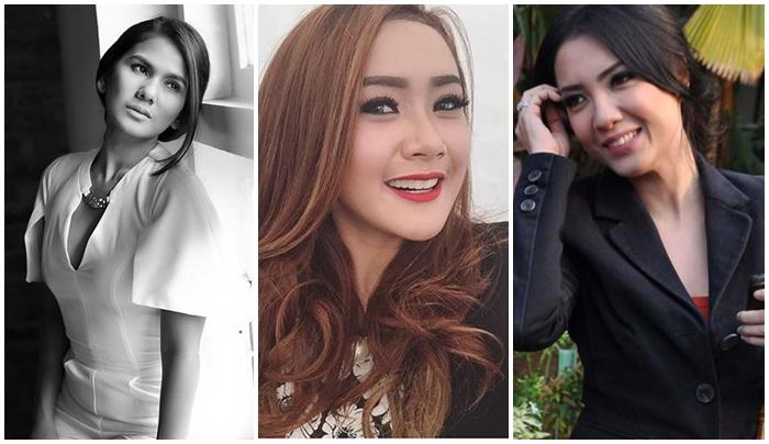 Kecantikan 10 artis janda Indonesia ini bikin jantung berdegup kencang