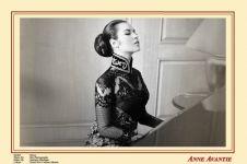 Sederet artis & model Indonesia dalam balutan kebaya Anne Avantie