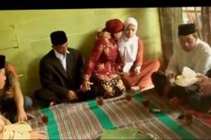 Kisah nyata bukti ketulusan tak dinilai dengan megahnya pernikahan