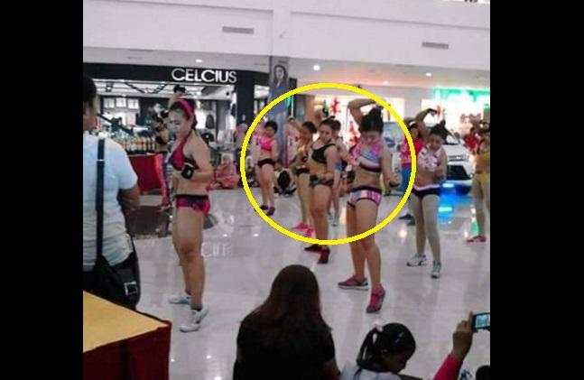 Aksi senam di mal ini dihujat netizen, apa yang keliru ya?