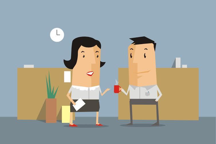 6 Langkah agar kamu cepat dapat teman di kantor baru